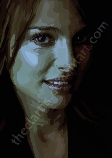 Natalie Portman by theclartis